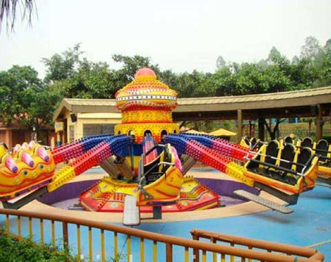 Beston Thrill Techno Jump Ride for Sale