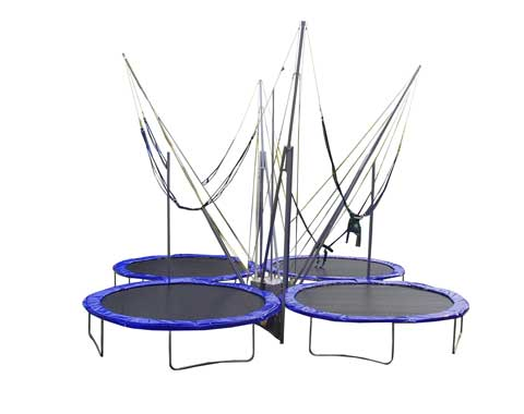 Bungee Jumping Trampoline Ride for Sale from Beston