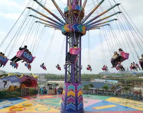 Carnival Swing Tower for Sale from Beston