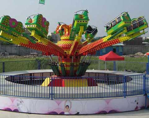 Fairground Techno Jump for Sale from Beston