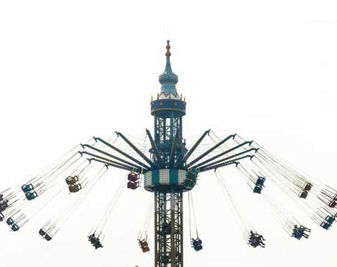 High-quality Swing Tower Ride for Sale in Beston