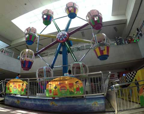 Indoor Small Ferris Wheel for Sale from Beston