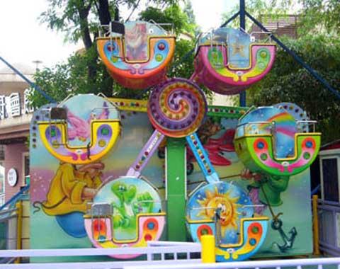 Lovely Small Ferris Wheel for Children
