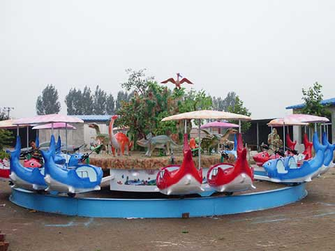 Fighting Shark Island Rides for Sale