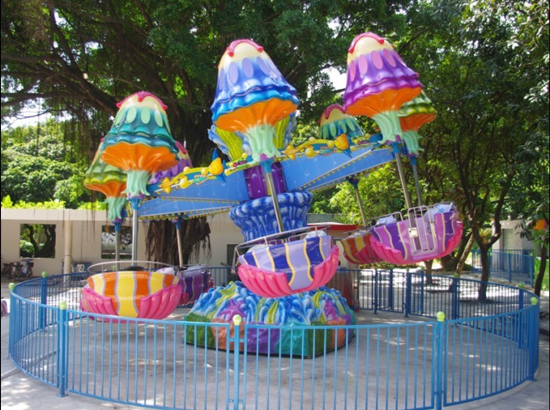 Amusement Rides Jellyfish Spinning for Sale in Beston