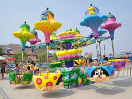 Jellyfish Spinning in Amusement Parks for Sale