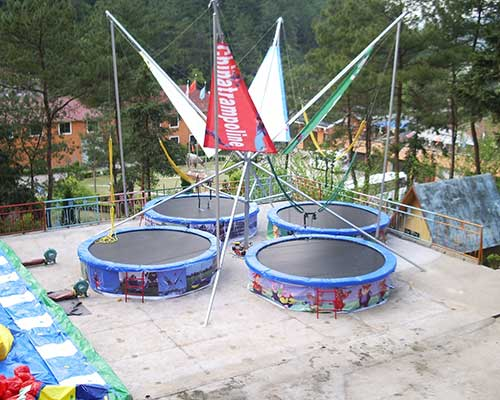 Cheap Bungee Trampoline for Sale