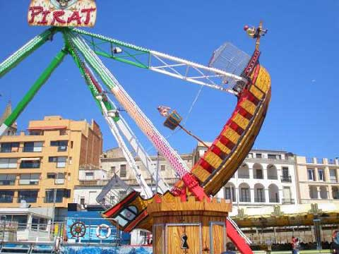 Best Pirate Ship Amusement Rides for Sale