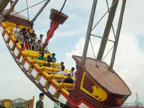 Best Pirate Ship Amusement Rides