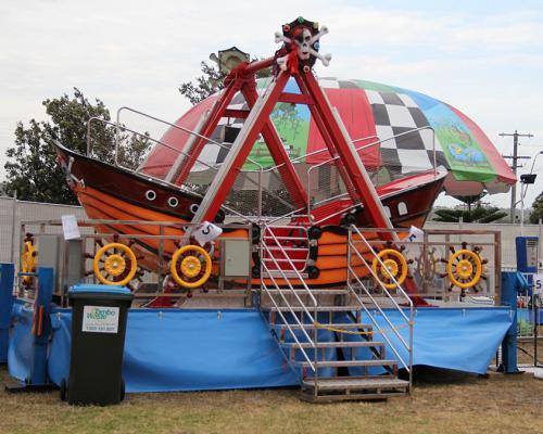 Mini Pirate Ship Amusement Rides for Sale