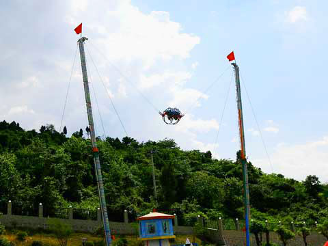 Reverse Bungee Ride for Sale