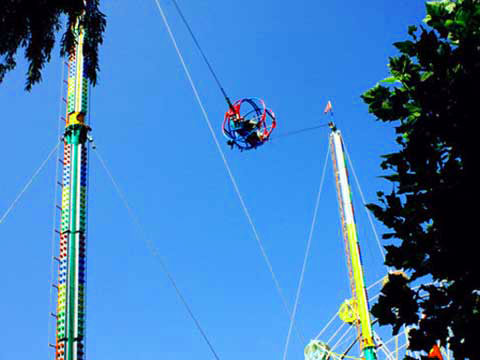 Slingshot Ride for Sale in Beston