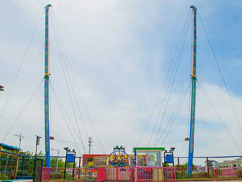 High Quality and Cheap Slingshot Bungee Ride for Sale