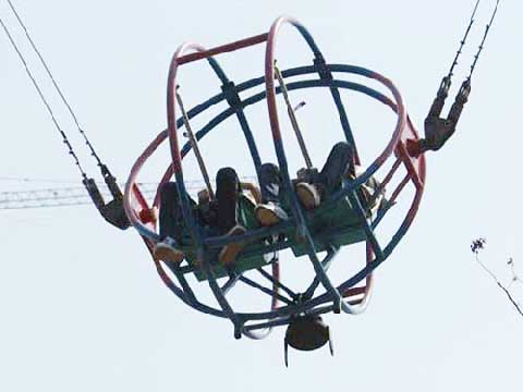 Best Reverse Bungee Ride in Beston
