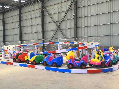 Mini Shuttle Kiddie Roller Coaster Rides