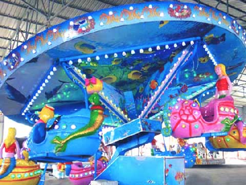 Best Selling Ocean Walk Fair Rides