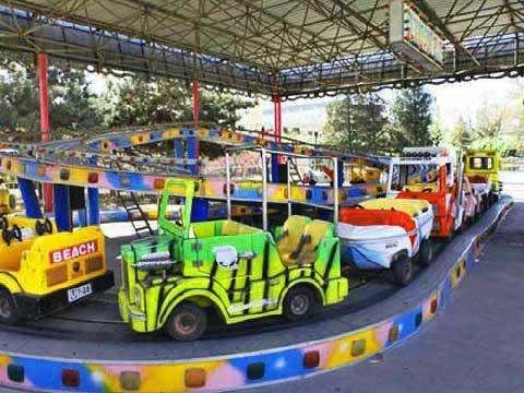 Mini Shuttle Kids Roller Coasters in Beston