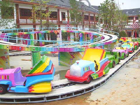 Mini Shuttle Roller Coaster in Beston