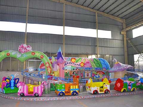 Beston Mini Shuttle Small Roller Coaster