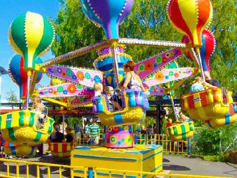 SBR-04 Beston Good Samba Balloon Rides for Sale in Beston
