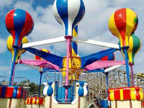 High Quality Samba Balloon Rides for Sale in Beston Company