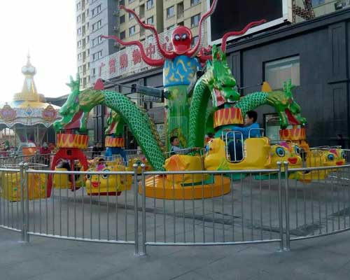 Beston Spinning Octopus Ride for Sale