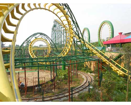 Large Roller Coaster for Sale