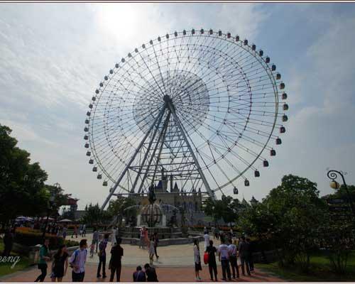 Giant Ferris Wheel From Beston