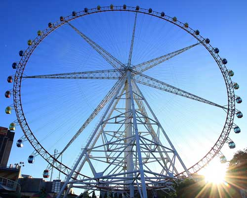 120 Meters Giant Ferris Wheel