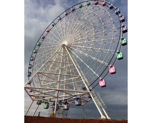 66 Meters Ferris Wheel