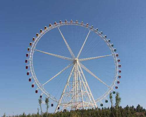 Huge 89m Ferris Wheel for Sale