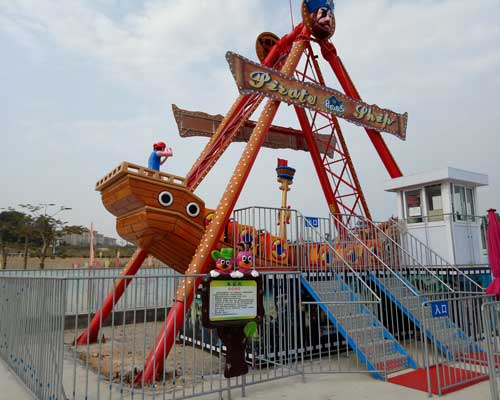24 Seats Pirate Ship Ride for Sale