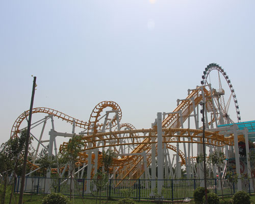 Beston Suspended Roller Coaster for Park