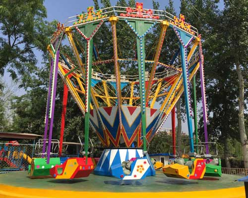 Beston Self-control Plane Ride for Amusement Park