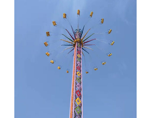 Swing Tower for Amusement Park