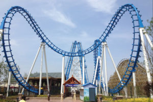 BNCRC 01 - Cobra Roller Coaster For Sale - Beston Company