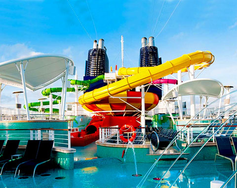 BNR 05 - Water Park Rides For Sale Indonesia - Beston Factory