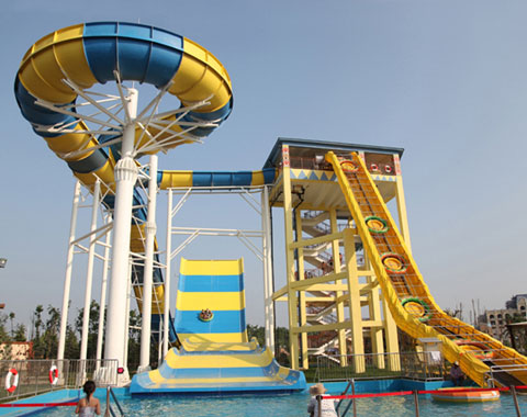 BNR 06 - Cheap Water Slide For Sale Indonesia - Beston Company