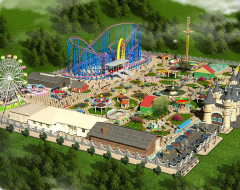 BNRFK 12 - Design Your Amusement Park In Kenya - Beston Company