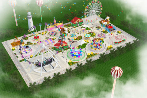 Free Amusement Park Design By Beston - 02