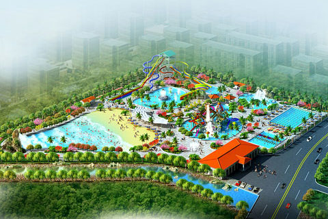 Free Water Park Design By Beston - 01