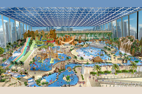 Free Water Park Design By Beston - 02