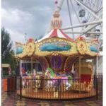 14-Seat Carousel Ride For Sale To Kazakhstan