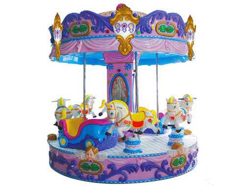 KCR 01 - Kiddie Carouse Rides for Sale in Pakistan - Beston Factory