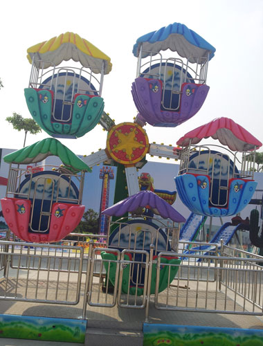 KFW 02 - Kiddie Ferris Wheel for Sale Cheap - Beston Factory