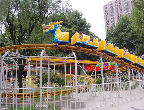 KRC 01 - Kiddie Roller Coaster for Sale in Pakistan - Beston Factory