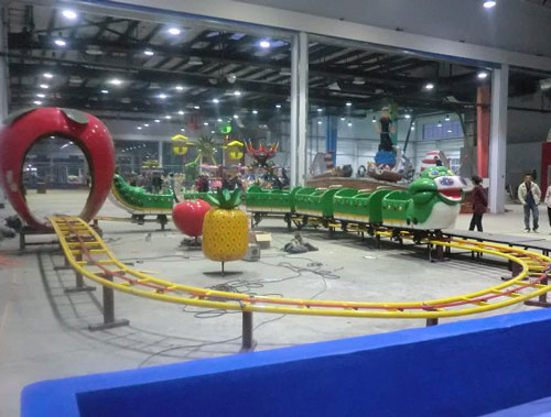 KRC 02 - Kiddie Roller Coaster for Sale Cheap - Beston Factory