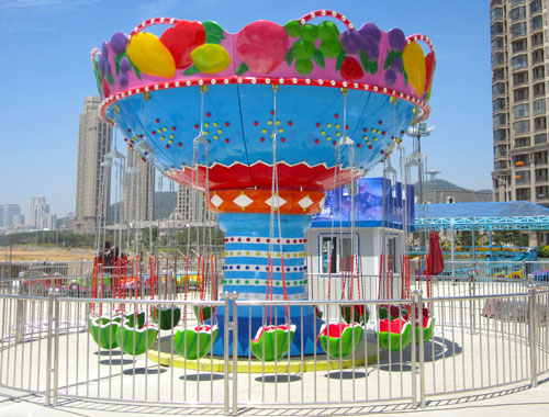 KSR 01 - Kiddie Swing Ride for Sale in Pakistan - Beston Factory
