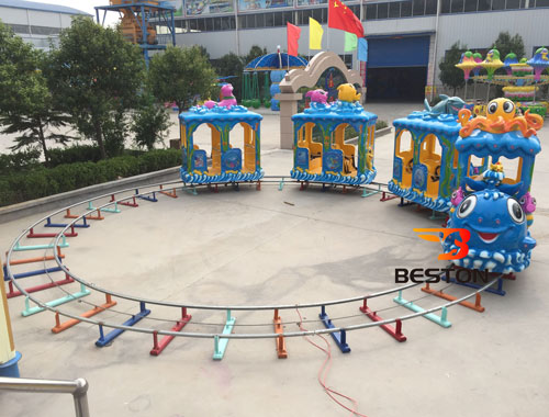 KTR 01 - Kiddie Mini Train for Sale in Pakistan - Beston Factory