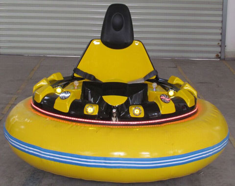 Middle-sized Inflatable Bumper Car In Beston Factory - Beston Rides